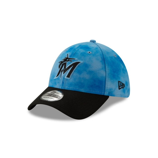 Miami Marlins Mlb Father's Day 2019  39thirty Elástica | New Era Cap