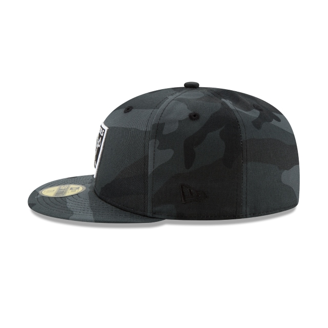 Las Vegas Raiders Essential Camo 59FIFTY Cerrada | Gorras de Las Vegas Raiders | New Era México