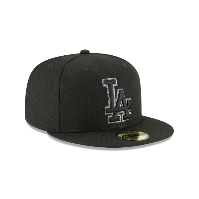 Los Angeles Dodgers Squad Twist 59FIFTY Cerrada | Gorras de Los Angeles Dodgers | New Era México