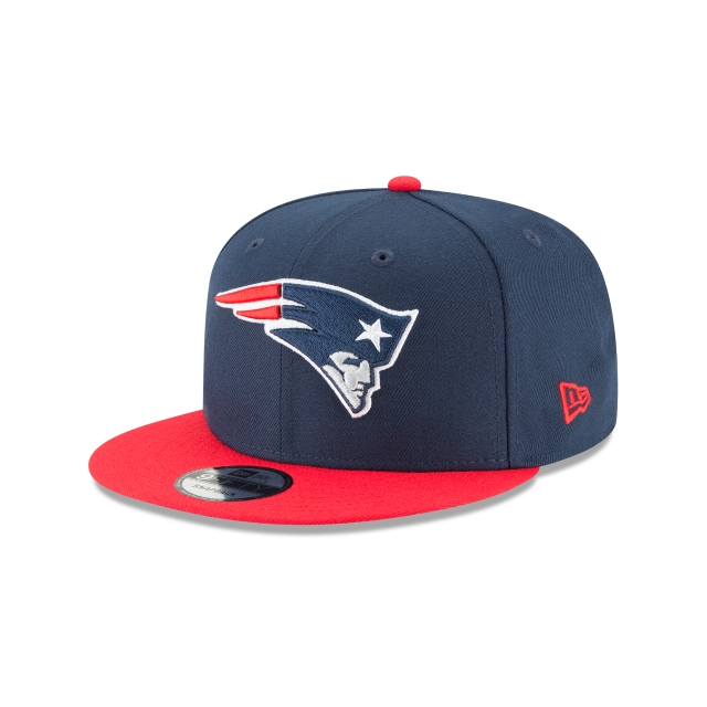 New England Patriots Side Stated  9fifty Snapback | New Era Cap