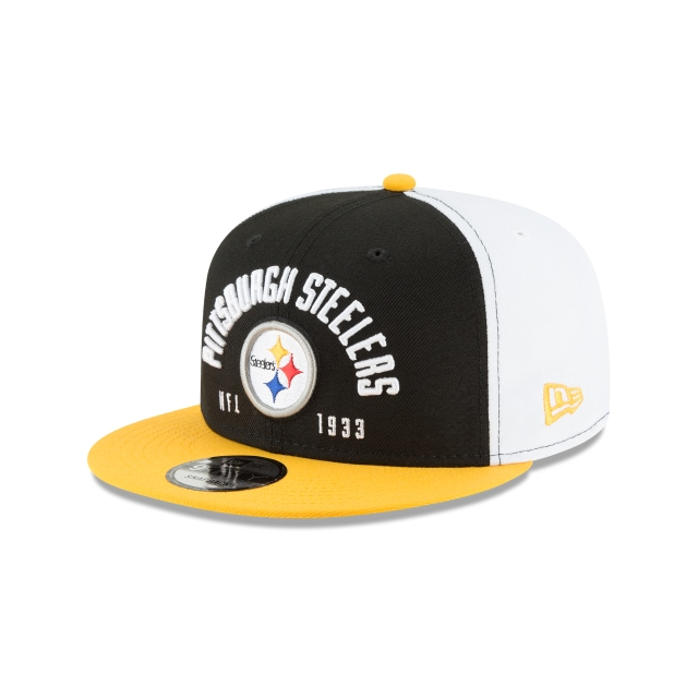 Pittsburgh Steelers Establisher  9fifty Snapback | New Era Cap