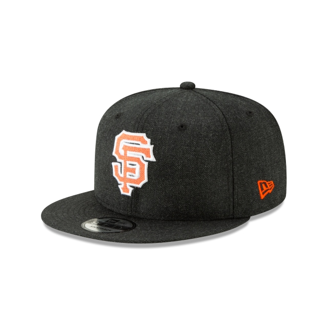 Gorra De San Francisco Giants Heather Hype  9fifty Snapback | New Era Cap