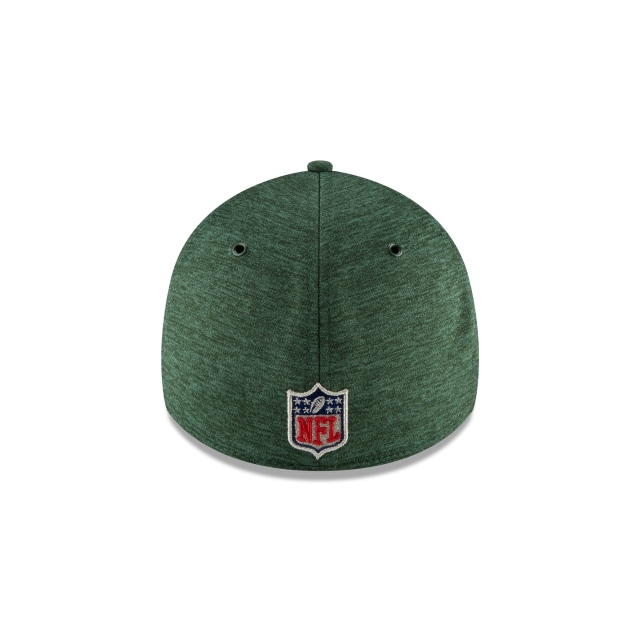 Green Bay Packers Nfl Sideline Defend 2018  39thirty Elástica | Green Bay Packers Caps | New Era Cap