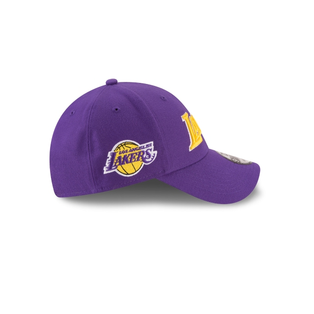 Los Angeles Lakers Colecciones NBA  9FORTY Strapback | Gorras de La Lakers | New Era México
