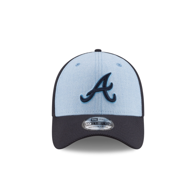 Atlanta Braves Father´s Day 18 39thirty Elástica | Atlanta Braves Caps | New Era Cap