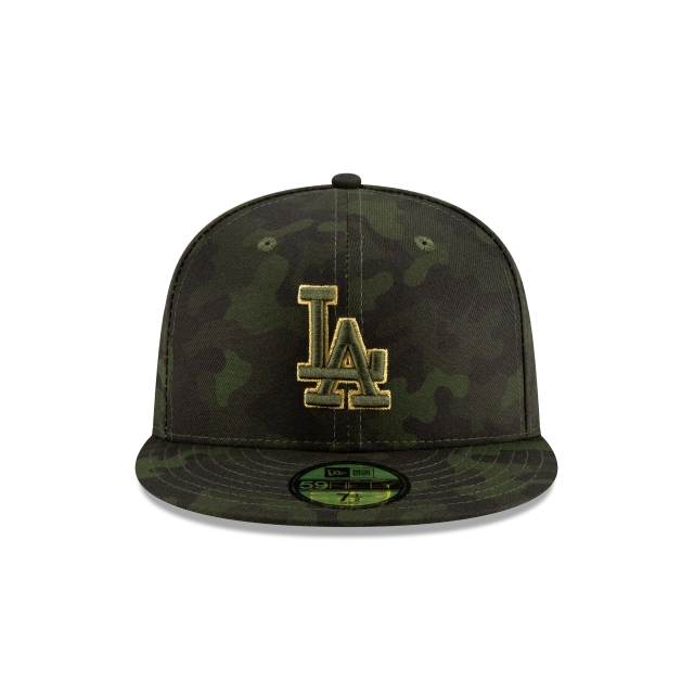 Los Angeles Dodgers Mlb Armed Forces Day 2019  59fifty Cerrada | Los Angeles Dodgers Caps | New Era Cap