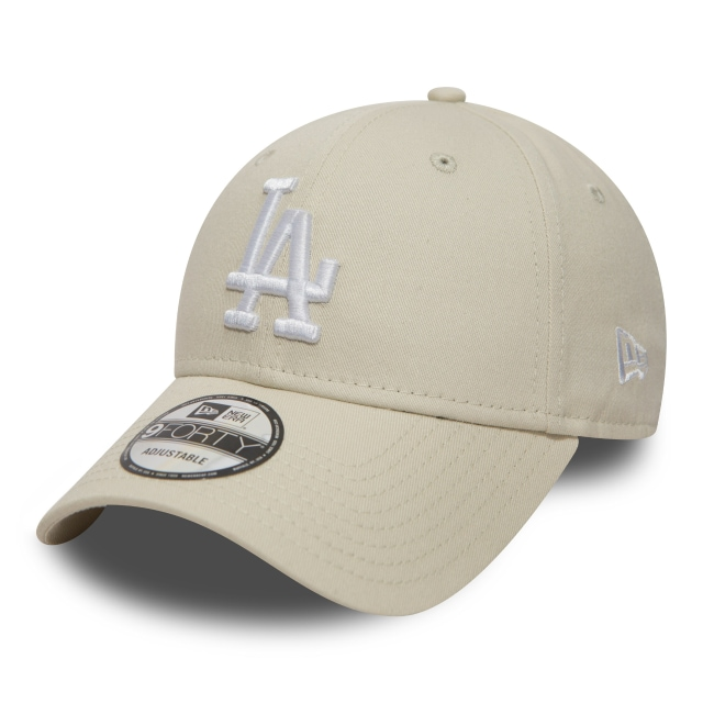 Los Angeles Dodgers League Essential  9forty Strapback | Los Angeles Dodgers Caps | New Era Cap