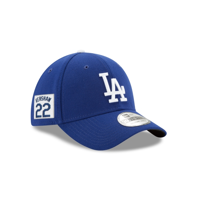 Los Angeles Dodgers Player Number 22 Clayton Kershaw 39THIRTY Elástica | Gorras de Los Angeles Dodgers | New Era México