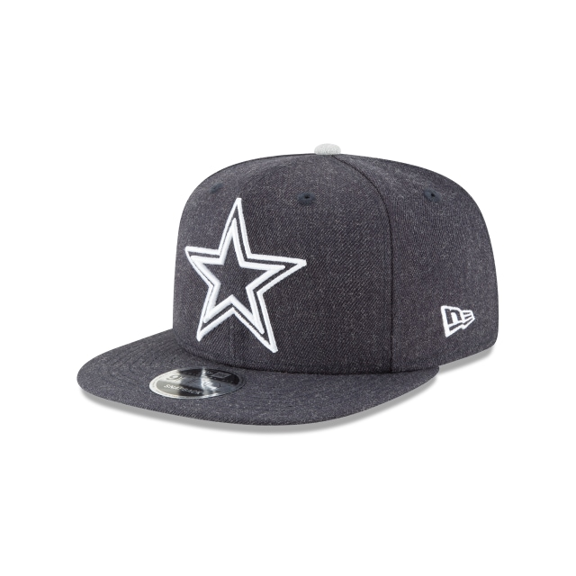 Dallas Cowboys Heather Hype Snap  9fifty Of Snapback | New Era Cap