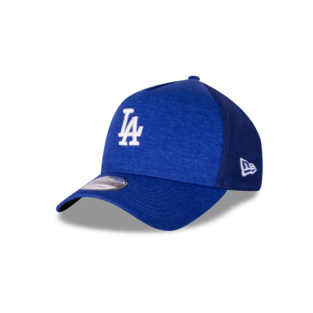 Los Angeles Dodgers Basic Trucker  9forty Af Trucker Strapback | New Era Cap