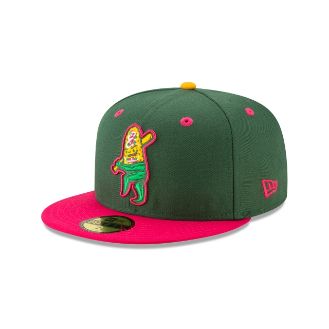 Clinton Lumber Kings Milb Copa De La Diversión  59fifty Cerrada | New Era Cap