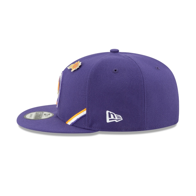 Phoenix Suns Nba Draft 2019  9fifty Snapback | Phoenix Suns Caps | New Era Cap