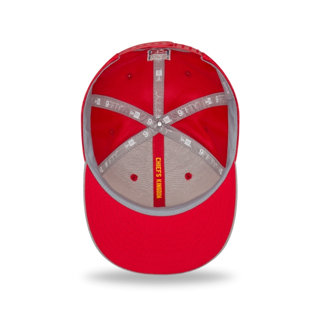 Kansas City Chiefs Nfl Sideline Attack 9fifty Snapback | Kansas City Chiefs Caps | New Era Cap