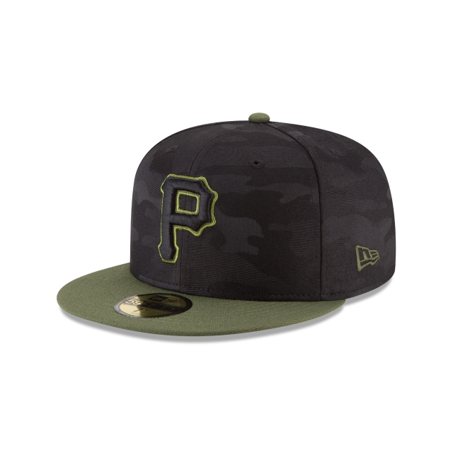 Pittsburgh Pirates Memorial Day  59fifty Cerrada | New Era Cap
