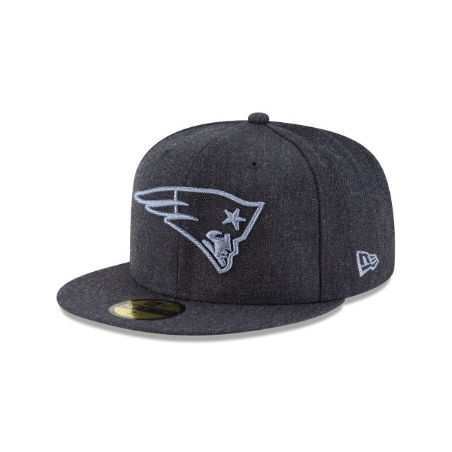 New England Patriots Twisted Frame  59fifty Cerrada | New Era Cap