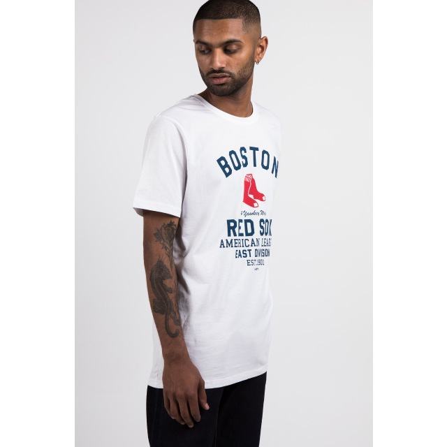 Boston Red Sox Mlb Essential Playera Manga Corta | Boston Red Sox Caps | New Era Cap