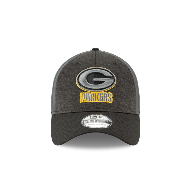 Green Bay Packers Clubhouse Reflective 39thirty Elástica | Green Bay Packers Caps | New Era Cap