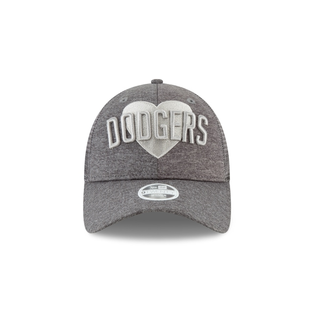 Los Angeles Dodgers Snapped Love Mujer 9TWENTY Strapback | Gorras de Los Angeles Dodgers | New Era México