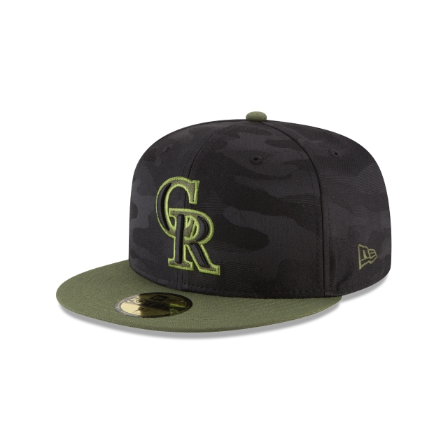 Colorado Rockies Memorial Day  59fifty Cerrada | New Era Cap