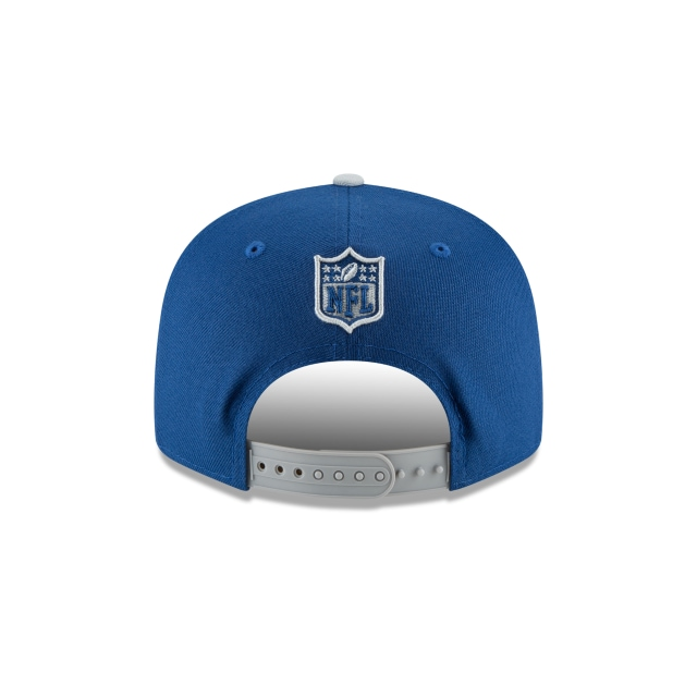 Indianapolis Colts Draft NFL 2018 9FIFTY Snapback | Gorras de Indianapolis Colts | New Era México