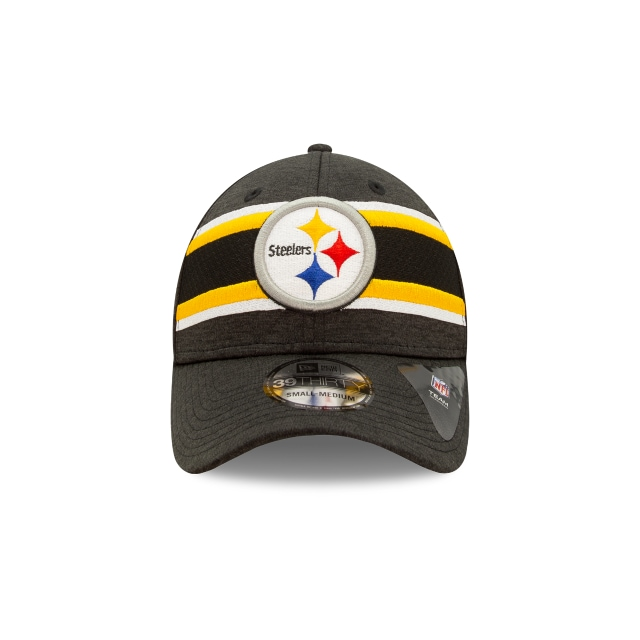 Pittsburgh Steelers Nfl Sideline 39thirty Elástica | Pittsburgh Steelers Caps | New Era Cap