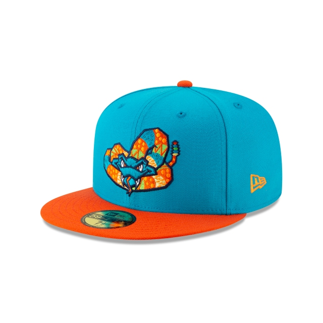 Wisconsin Timber Rattler Milb Copa De La Diversión  59fifty Cerrada | New Era Cap