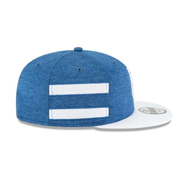 Indianapolis Colts NFL Sideline Defend 2018 9FIFTY Snapback | Gorras de Indianapolis Colts | New Era México