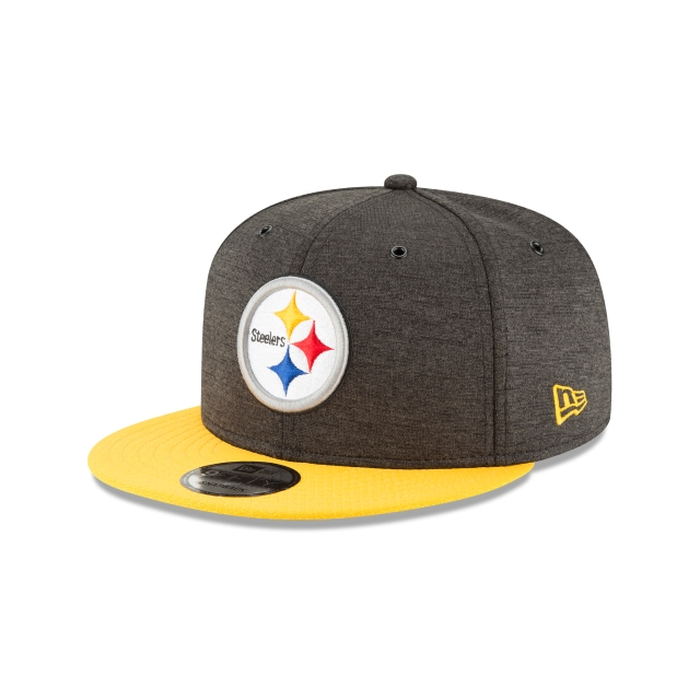 Pittsburgh Steelers Nfl Sideline Defend 2018 Niño 9fifty Snapback | Pittsburgh Steelers Caps | New Era Cap