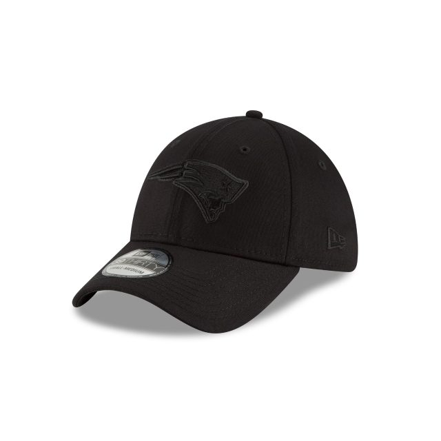 New England Patriots Black On Black  39THIRTY Elástica | Gorras de New England Patriots | New Era México