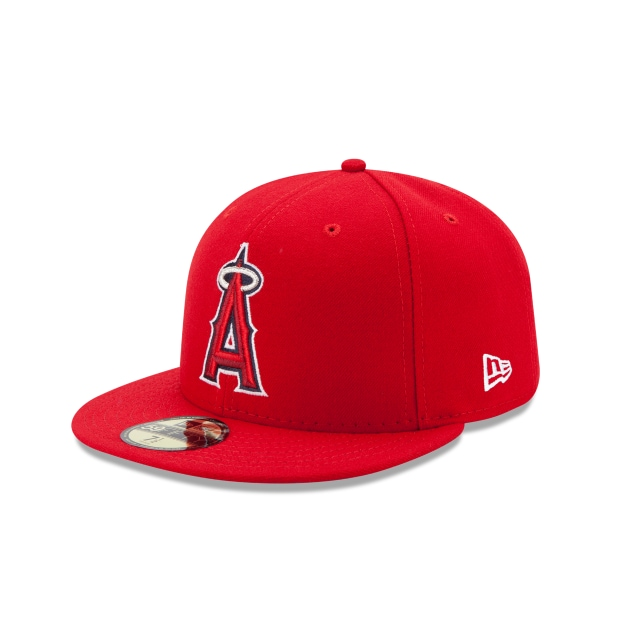 Los Angeles Angels Authentic Collection  59FIFTY Cerrada | Gorras de Los Angeles Angels | New Era México