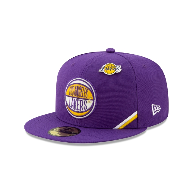 Los Angeles Lakers NBA Draft 2019  59FIFTY Cerrada | Gorras de La Lakers | New Era México