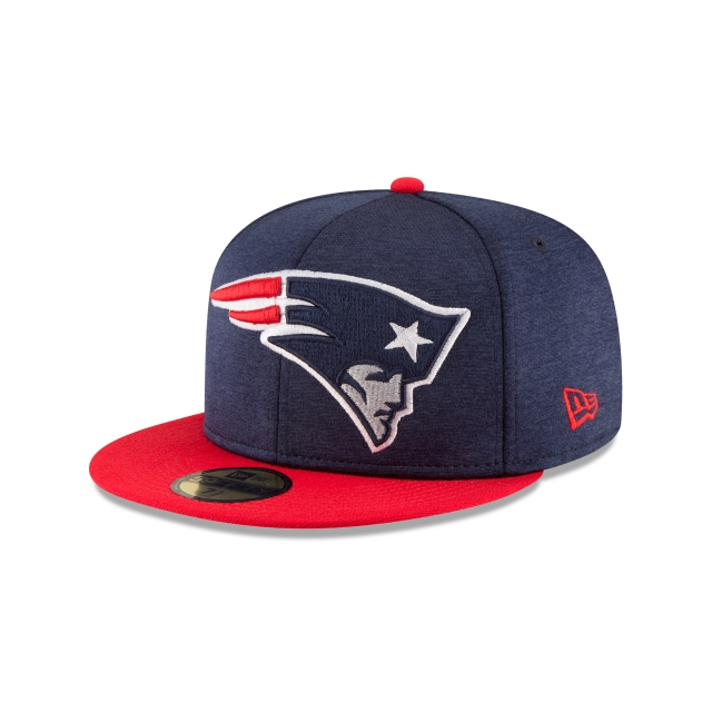 New England Patriots Heather Huge Fit  59FIFTY Cerrada | Gorras de New England Patriots | New Era México