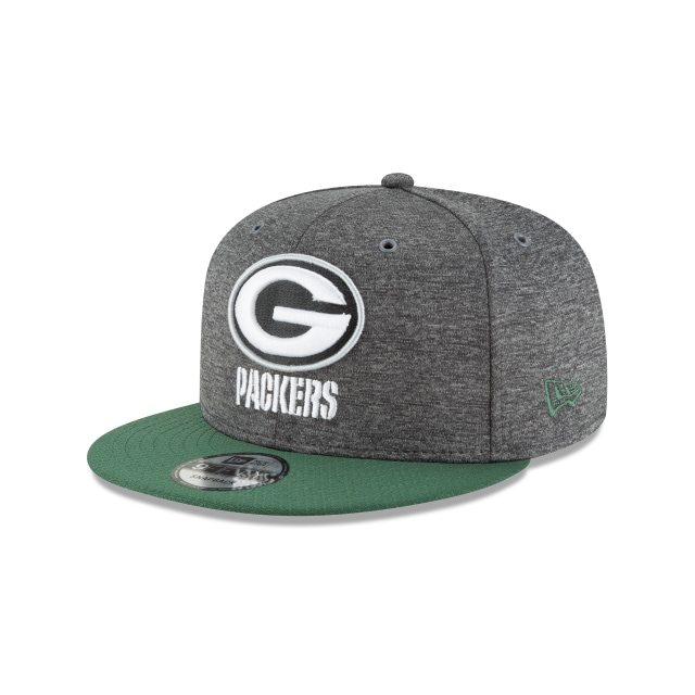 Green Bay Packers Nfl Sideline Defend 2018 9fifty Snapback | New Era Cap