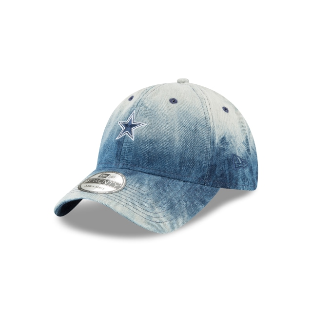 Dallas Cowboys Denim Wash Out  9TWENTY Strapback | Gorras de Dallas Cowboys | New Era México