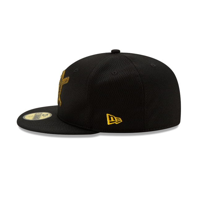 Pittsburgh Pirates Clubhouse 2019  59fifty Cerrada | Pittsburgh Pirates Caps | New Era Cap