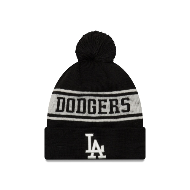 Los Angeles Dodgers Seasonal Jake  Knit | Gorras de Los Angeles Dodgers | New Era México
