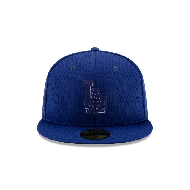 Los Angeles Dodgers Clubhouse 2019  59fifty Cerrada | Los Angeles Dodgers Caps | New Era Cap