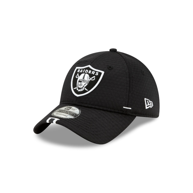 Oakland Raiders Nfl Training 2019  9twenty Strapback | New Era Cap