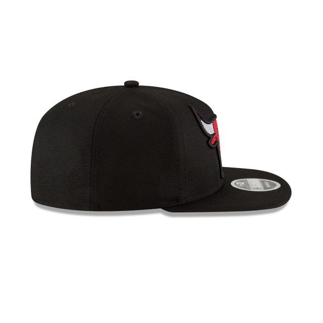 Chicago Bulls Meshed Mix  9fifty Of Snapback | Chicago Bulls Caps | New Era Cap