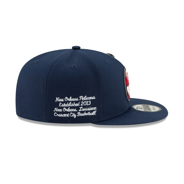 New Orleans Pelicans Nba Draft 2019  9fifty Snapback | New Orleans Pelicans Caps | New Era Cap