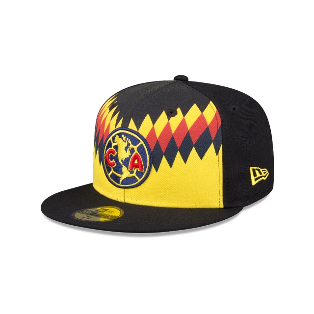 Club América Futbol Mexicano 59FIFTY Cerrada | Gorras de Club América | New Era México