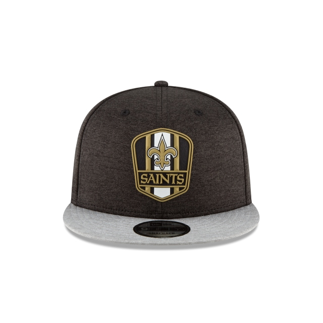 New Orleans Saints Nfl Sideline Attack 9fifty Snapback | New Orleans Saints Caps | New Era Cap