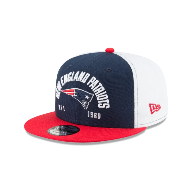 New England Patriots Establisher  9fifty Snapback | New England Patriots Caps | New Era Cap
