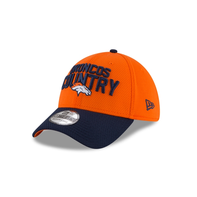 Denver Broncos Draft Nfl 2018 39thirty Elástica | New Era Cap