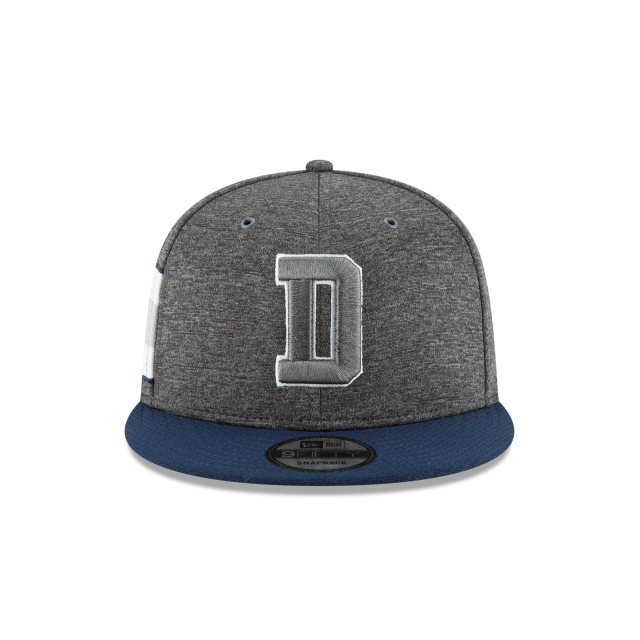Dallas Cowboys Nfl Sideline Defend 2018 9fifty Snapback | Dallas Cowboys Caps | New Era Cap