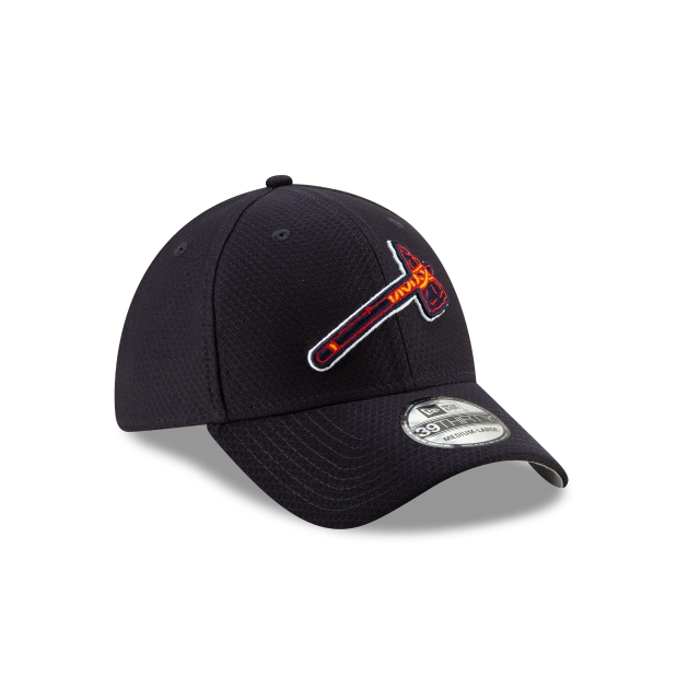 Atlanta Braves Mlb Batting Practice 2019  39thirty Elástica | Atlanta Braves Caps | New Era Cap