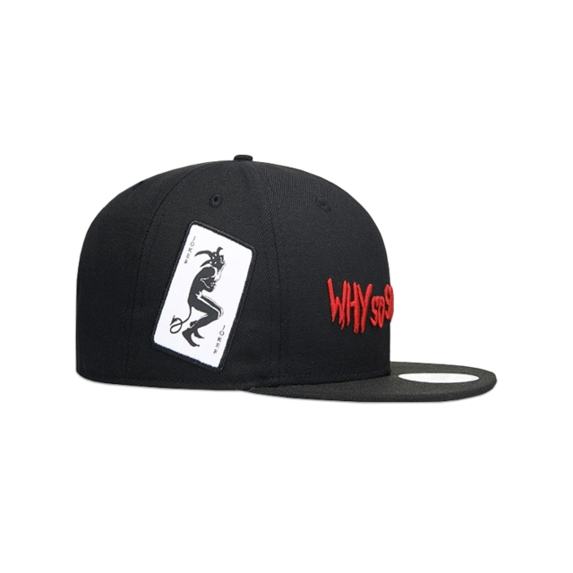 Joker Why So Serios Villan  9FIFTY Snapback | Gorras Villan | New Era México