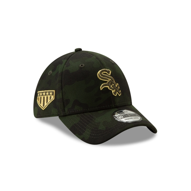 Chicago White Sox Mlb Armed Forces Day 2019  39thirty Elástica | Chicago White Sox Caps | New Era Cap