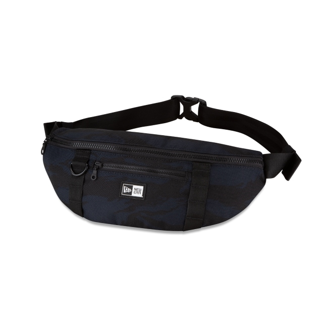 Waist Bag New Era Light Camo Navy Y Negra | Accesorios | New Era México