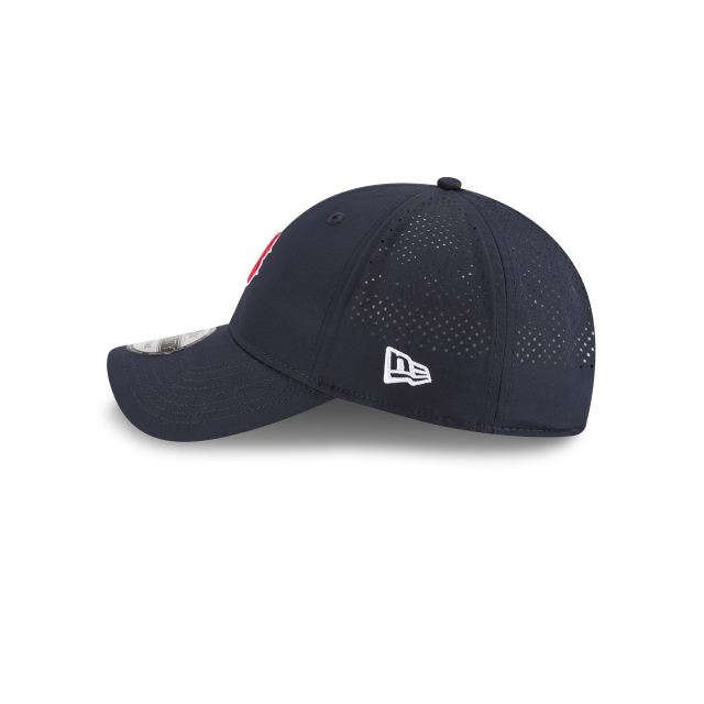 Boston Red Sox Micro Perf  9TWENTY Strapback | Gorras de Boston Red Sox | New Era México